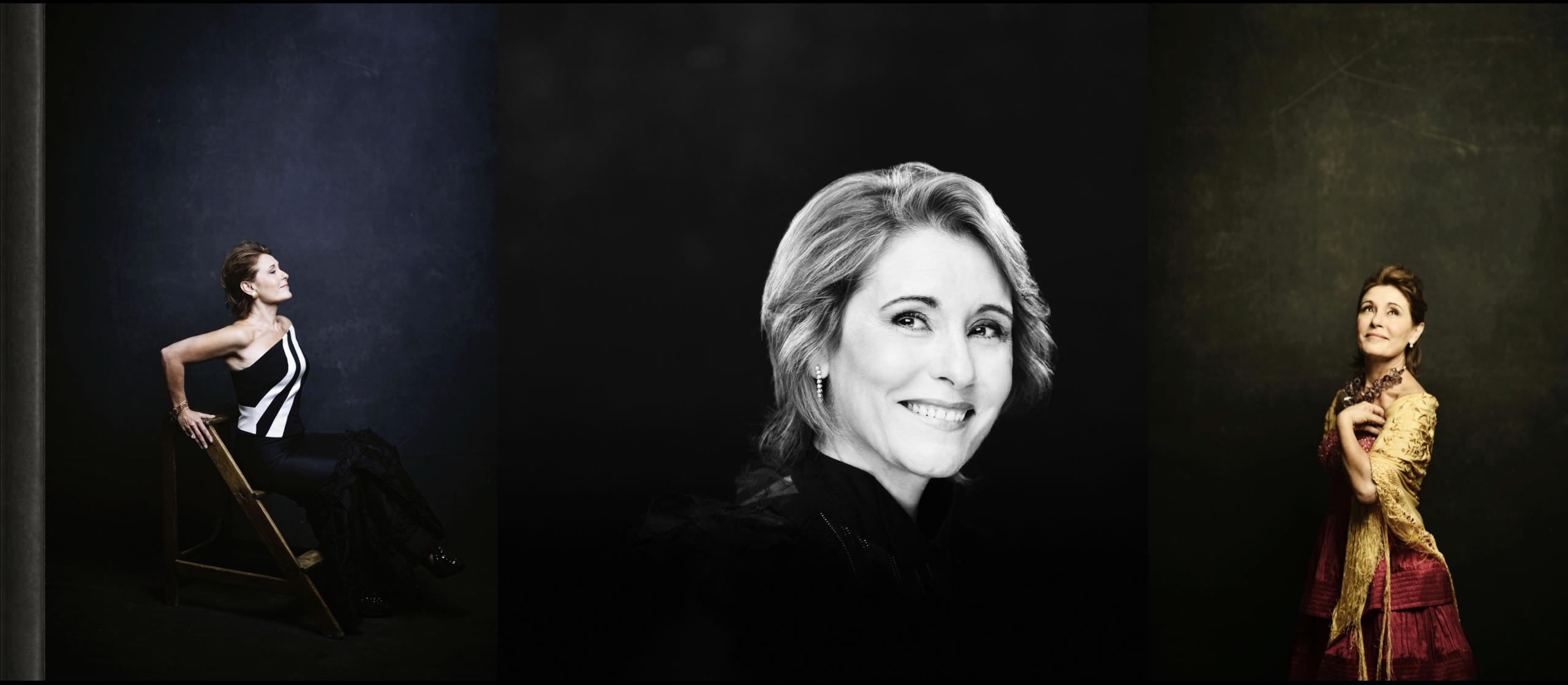 Spanish songs and Zarzuela with soprano María Bayo