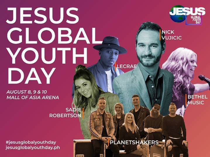 Renowned Speakers and Performers Join Biggest Youth Celebration of the Year