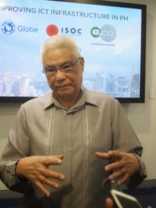 DICT Chief seeks EO to fast-track interconnectivity in PH