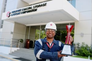 Mechanic is Subic's first 'Worker of the Republic' awardee