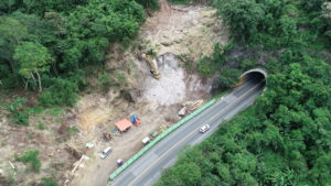 P1.6-B Subic expressway widening project underway