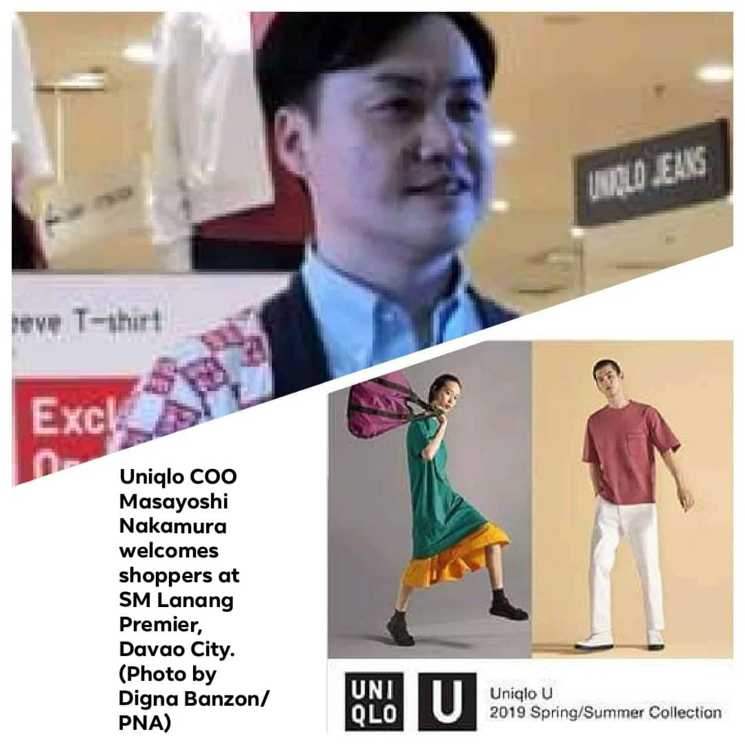 Uniqlo opens biggest store in Mindanao today