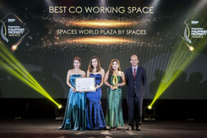 Spaces World Plaza adjudged PH's 'Best Co-Working Space' in PropertyGuru 2019 Awards