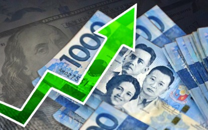 Peso rises to 50-level, but local stocks slip