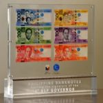 Bank notes with BSP Gov. Diokno's signature released
