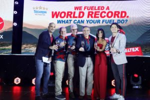 Caltex with Techron powers car to record-breaking ascent; Dingdong Dantes new brand ambassador