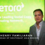 e-Toro breaks into PH market, encouraging Filipinos to explore new social trading platform, investments