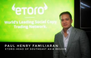 e-Toro breaks into PH market, encouraging Filipinos to explore new social trading platform, investments