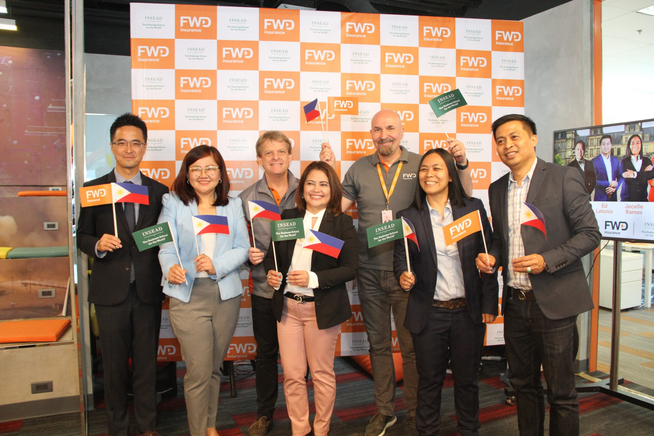 Pan-Asian insurer FWD partners with INSEAD to launch FWD ELITE Signature Program