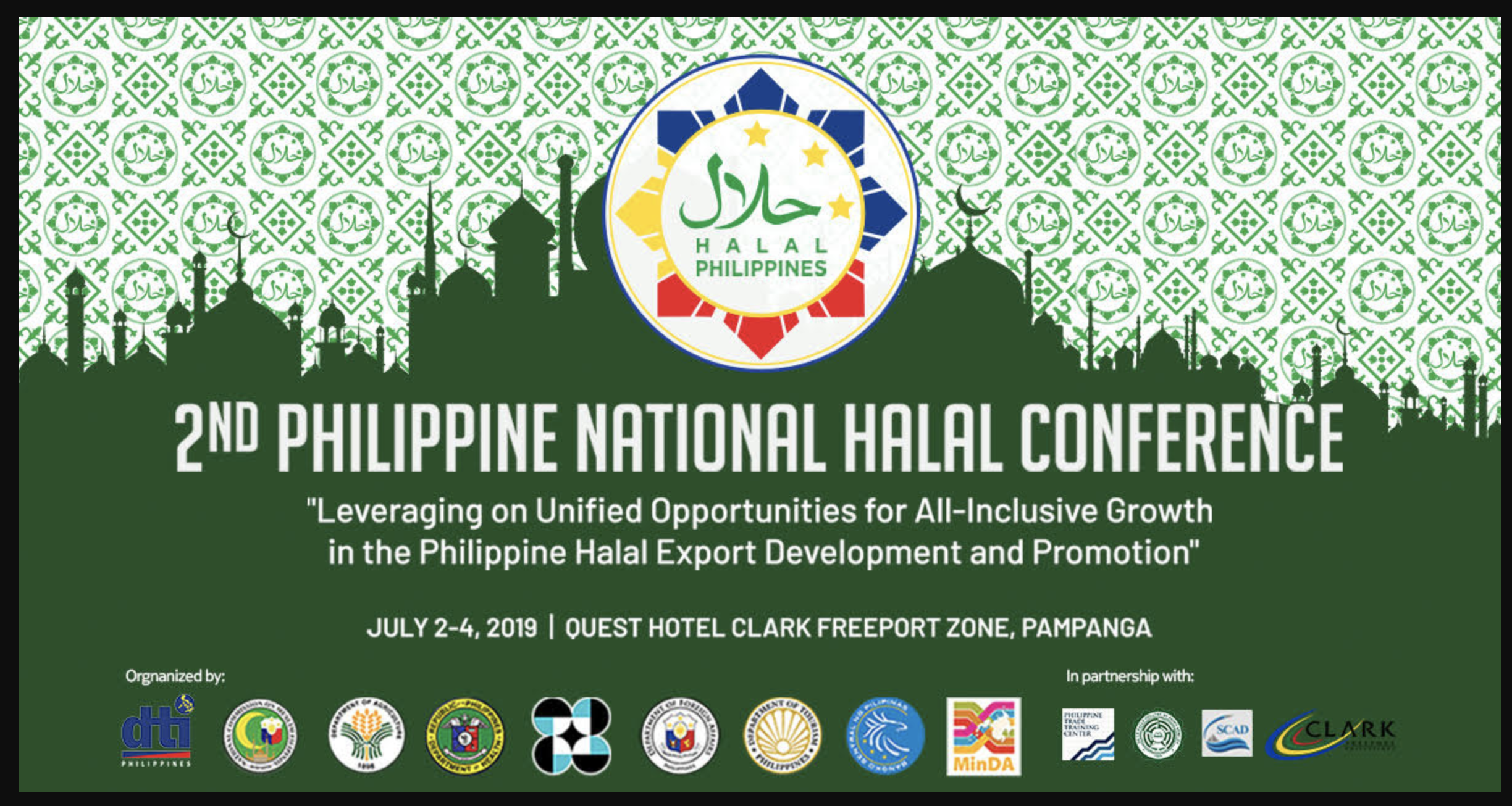Business leaders, policymakers converge at 3-day Nat'l Halal Confab in Clark