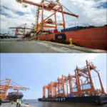 ICTSI boosts MICT's port capability with new quay cranes, modern RTGs