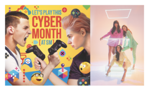 Tech geeks go crazy over SM's Cyber Month extravaganza this August