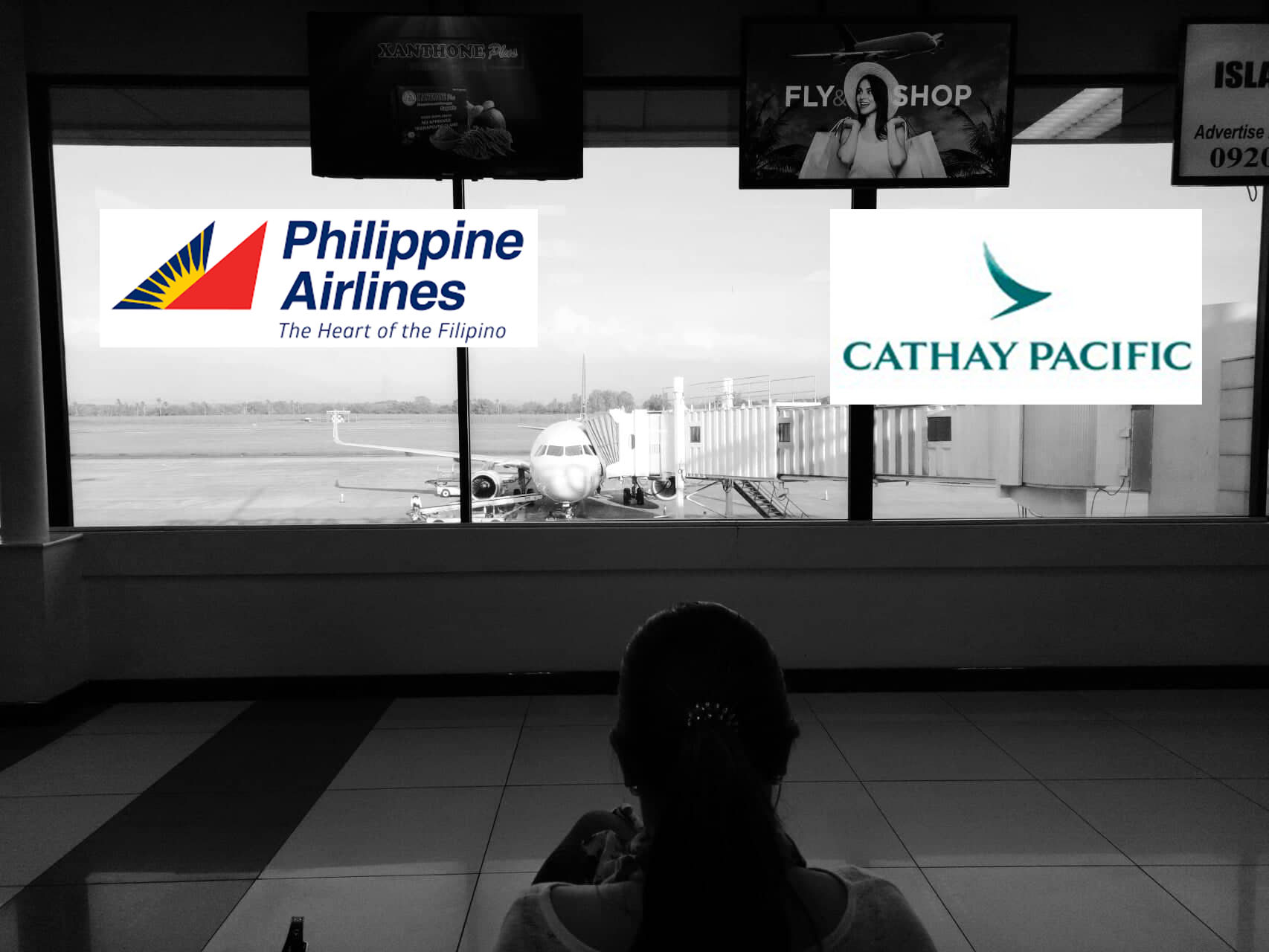PAL, Cathay resume 'some' HK-Manila flights today