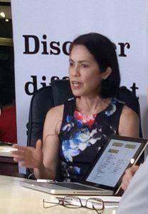Ex-DENR Sec. Gina Lopez dies at 65