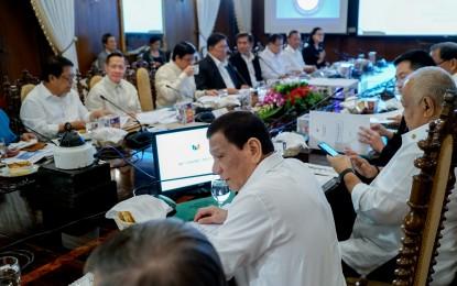 Duterte okays P4.1-trillion nat'l budget for 2020