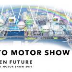 Tokyo Motor Show 2019 presents 'Open Future'