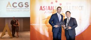 Corporate Governance Asia awards ICTSI's Razon, 2 executives