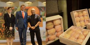 Australia brings world's best Navel oranges to PH