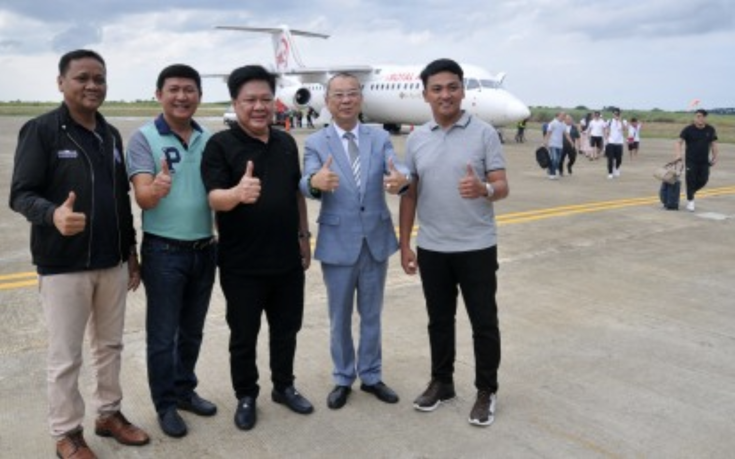 Cagayan North Int'l Airport starts commercial flights