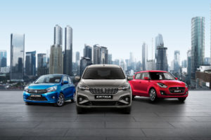 Suzuki climbs up industry, CAMPI rankings