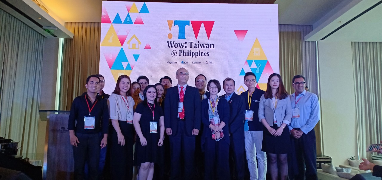 'Wow! Taiwan' exhibit debuts in PH amid improving lifestyle of Filipinos