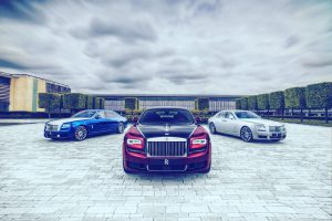 Rolls-Royce saves the best for last with 2019 Zenith Collection of the 'Ghost'