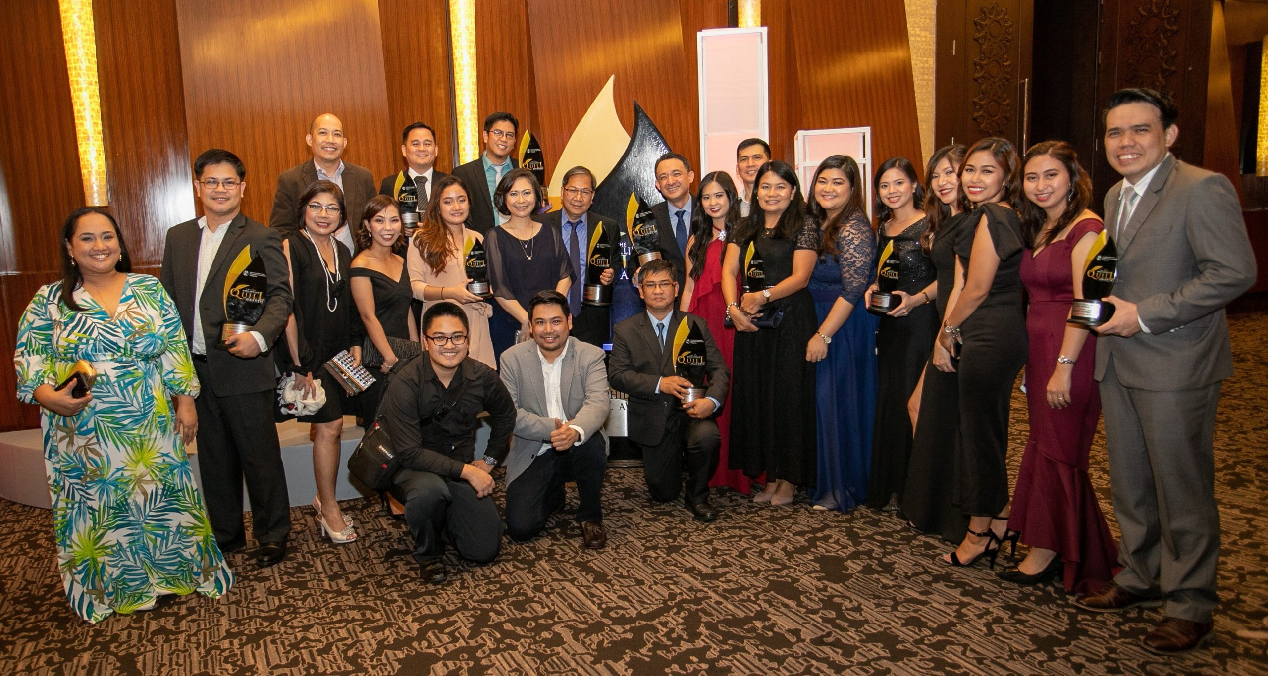 Maynilad takes home 10 Philippine Quill Awards