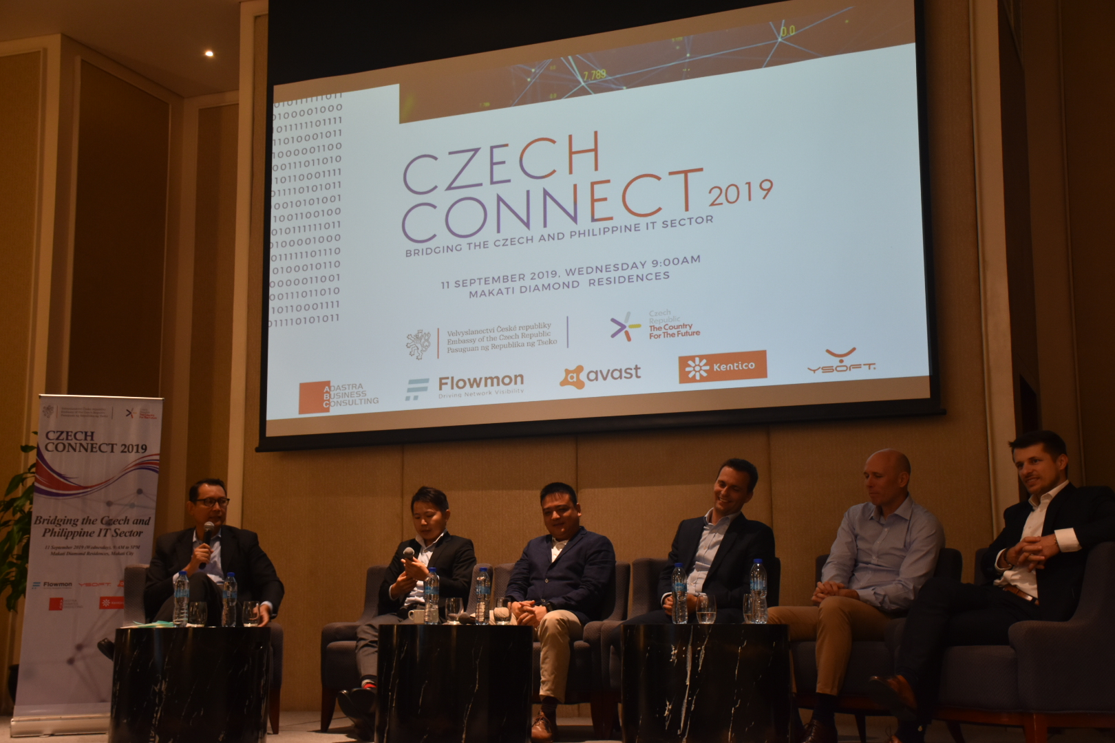 Czech tech firms connect with PH IT sector