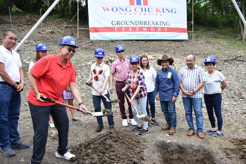 Wongchuking to build 100-million-liter oil depot terminal in Batangas City