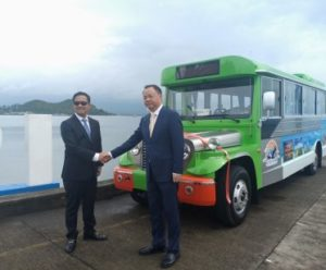 China's city of 80 M people to open direct flight to Legazpi