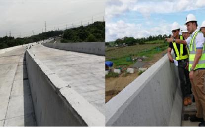 Portion of Cavite-Laguna expressway to open next month