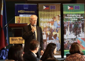EU ambassador writes heartfelt farewell to Filipinos