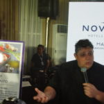 Novotel's new Italian executive chef is all about quality
