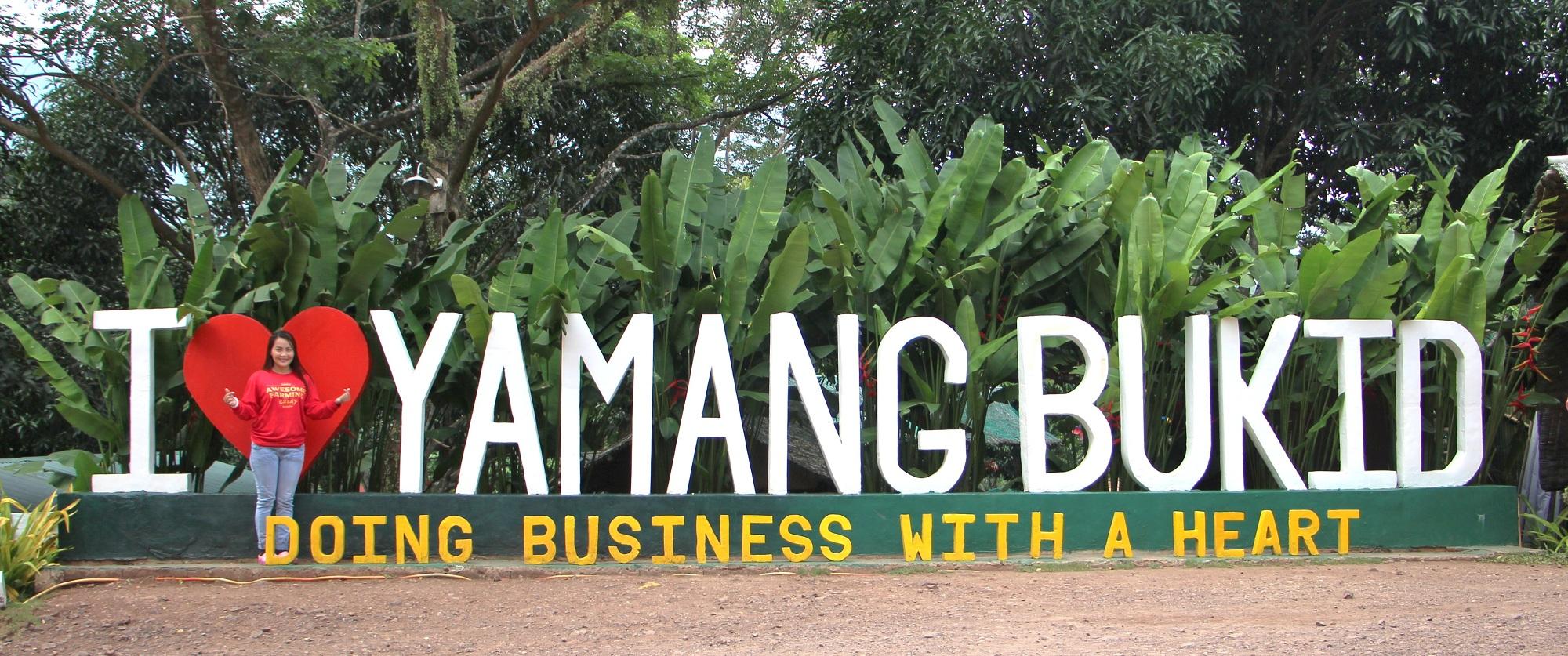DOT nominates Yamang Bukid for farm tourism award