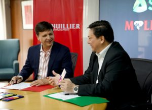 2,500 branches of M Lhuillier now offer Smart, Sun services