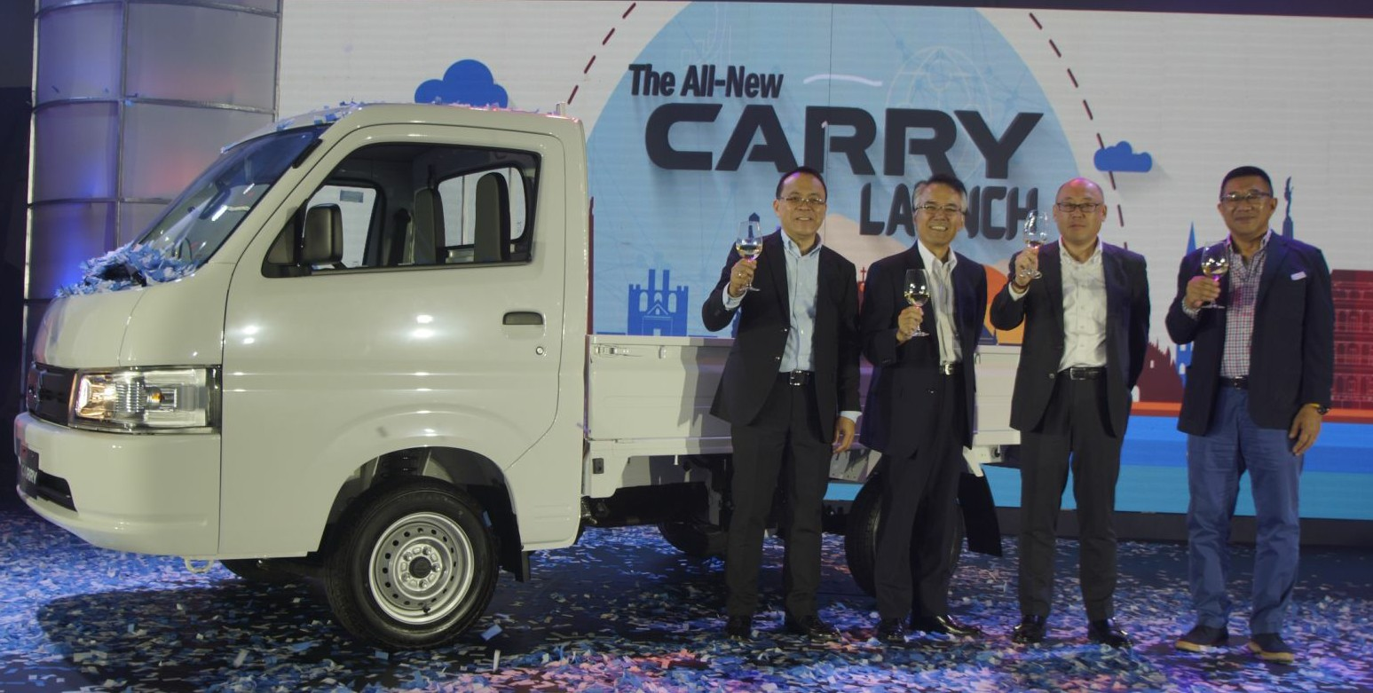 All-new Carry: Suzuki's answer to Filipinos driven to succeed