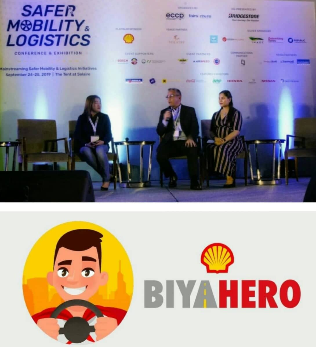 Shell launches 'BiyaHero' for safer roads