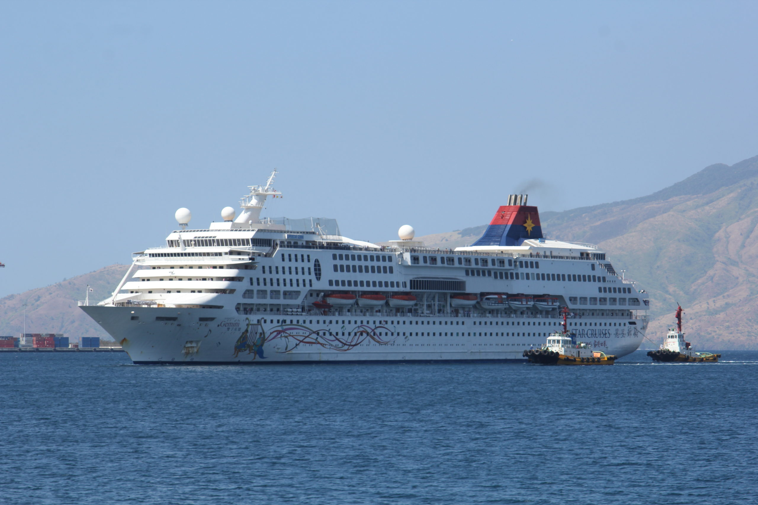 Chinese boost cruise tourism in Subic