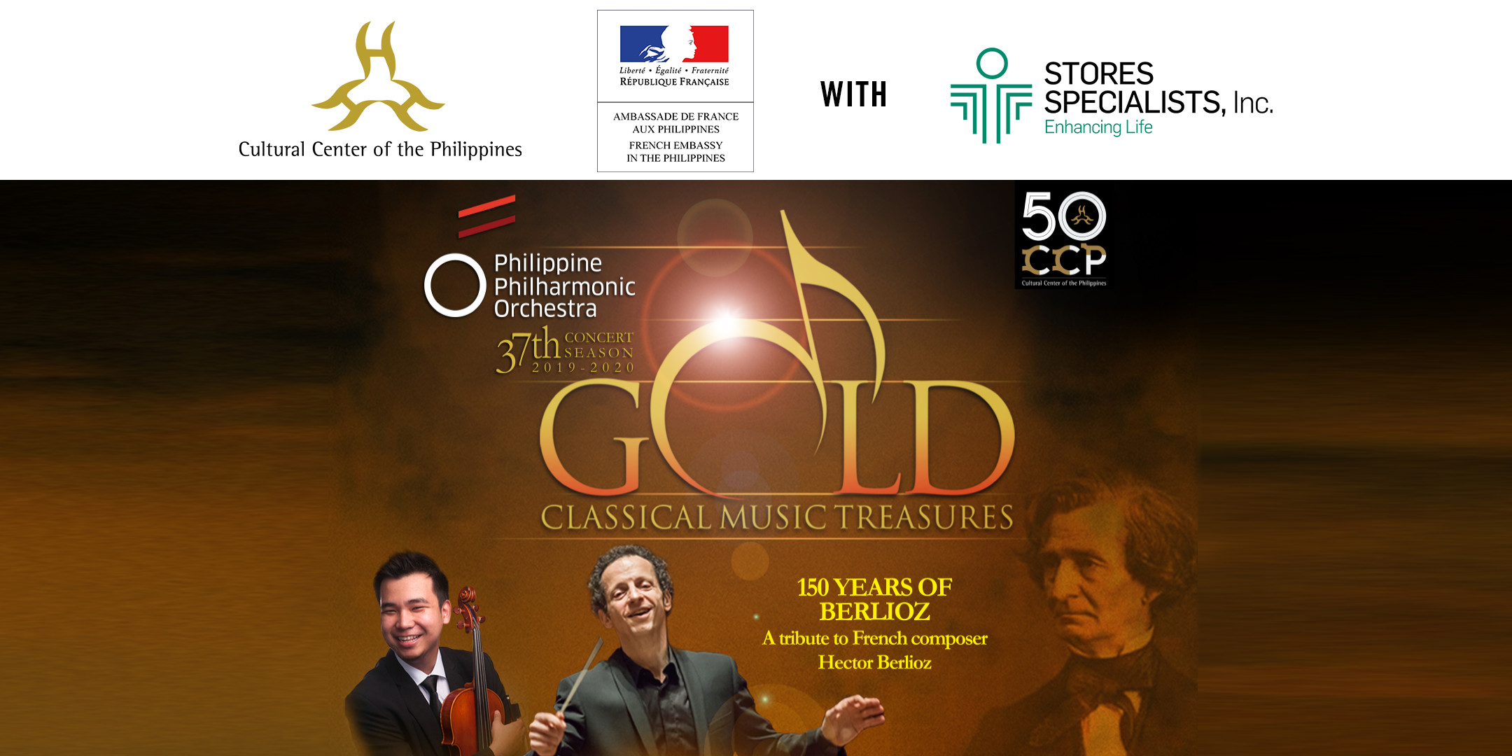French conductor leads PH Philharmonic in tribute concert to Hector Berlioz at CCP