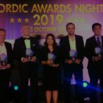 5 firms make their mark at Nordic Awards Night