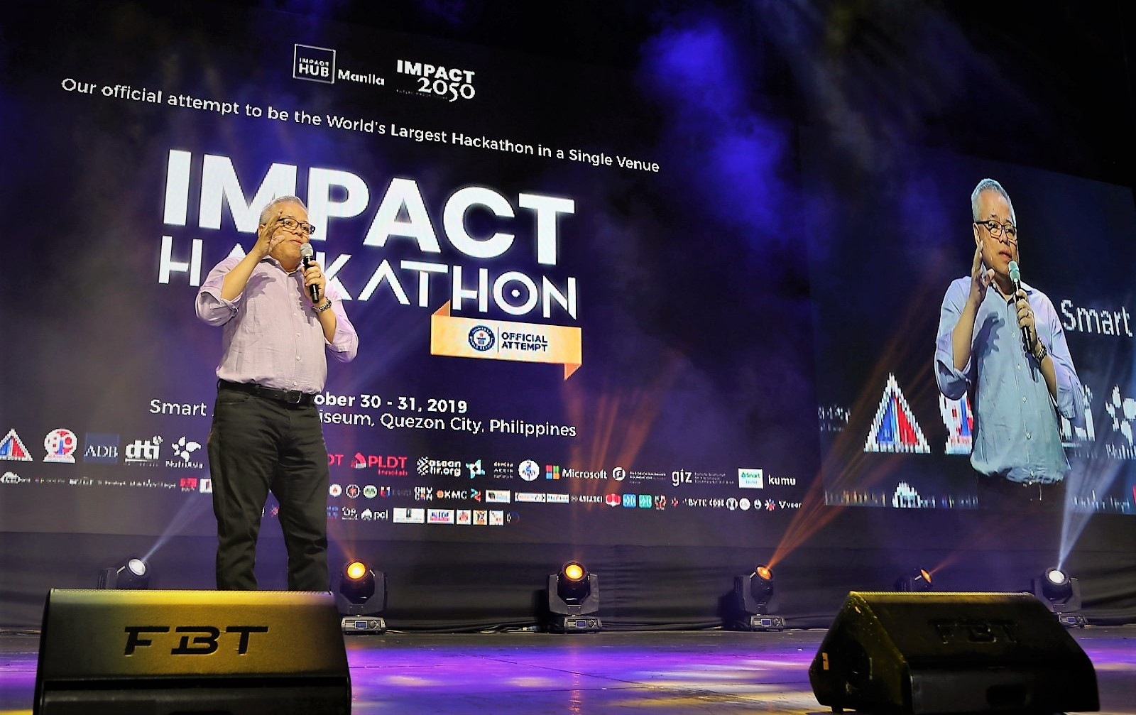 PH bids for world's record of largest hackathon