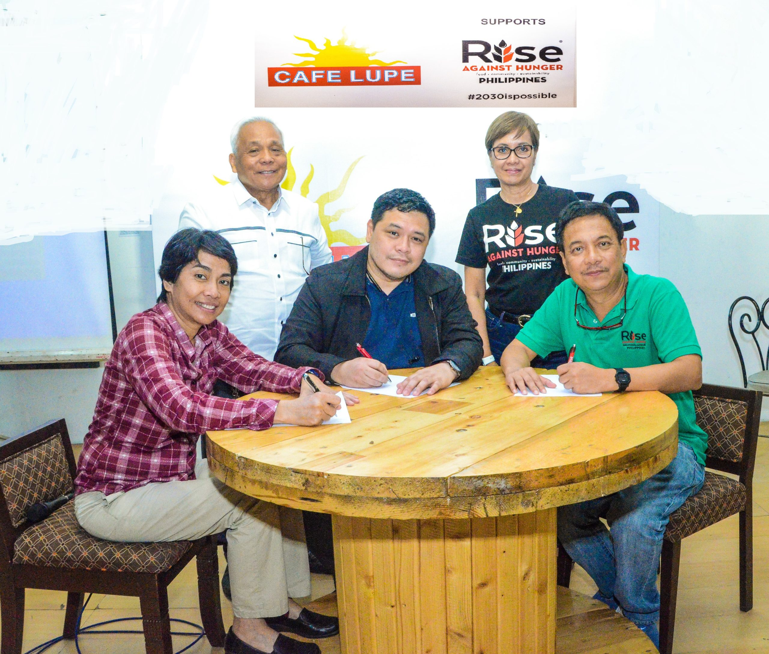 Advocates forge alliance to combat hunger in PH