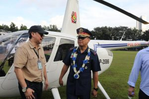 PNP acquires chopper, other equipment for capability enhancement
