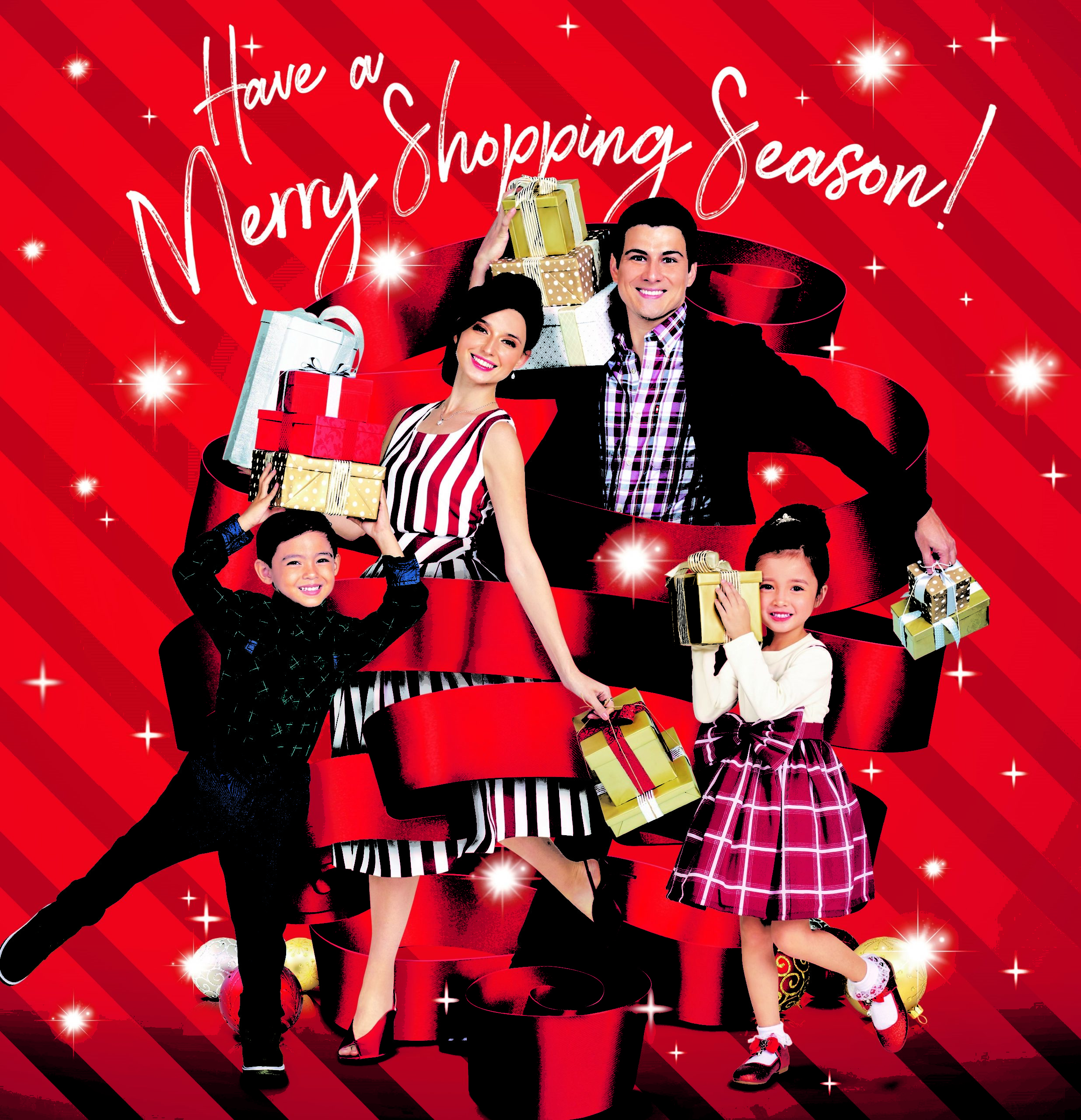 6 #SparklingSMallidays surprises this Christmas at SM