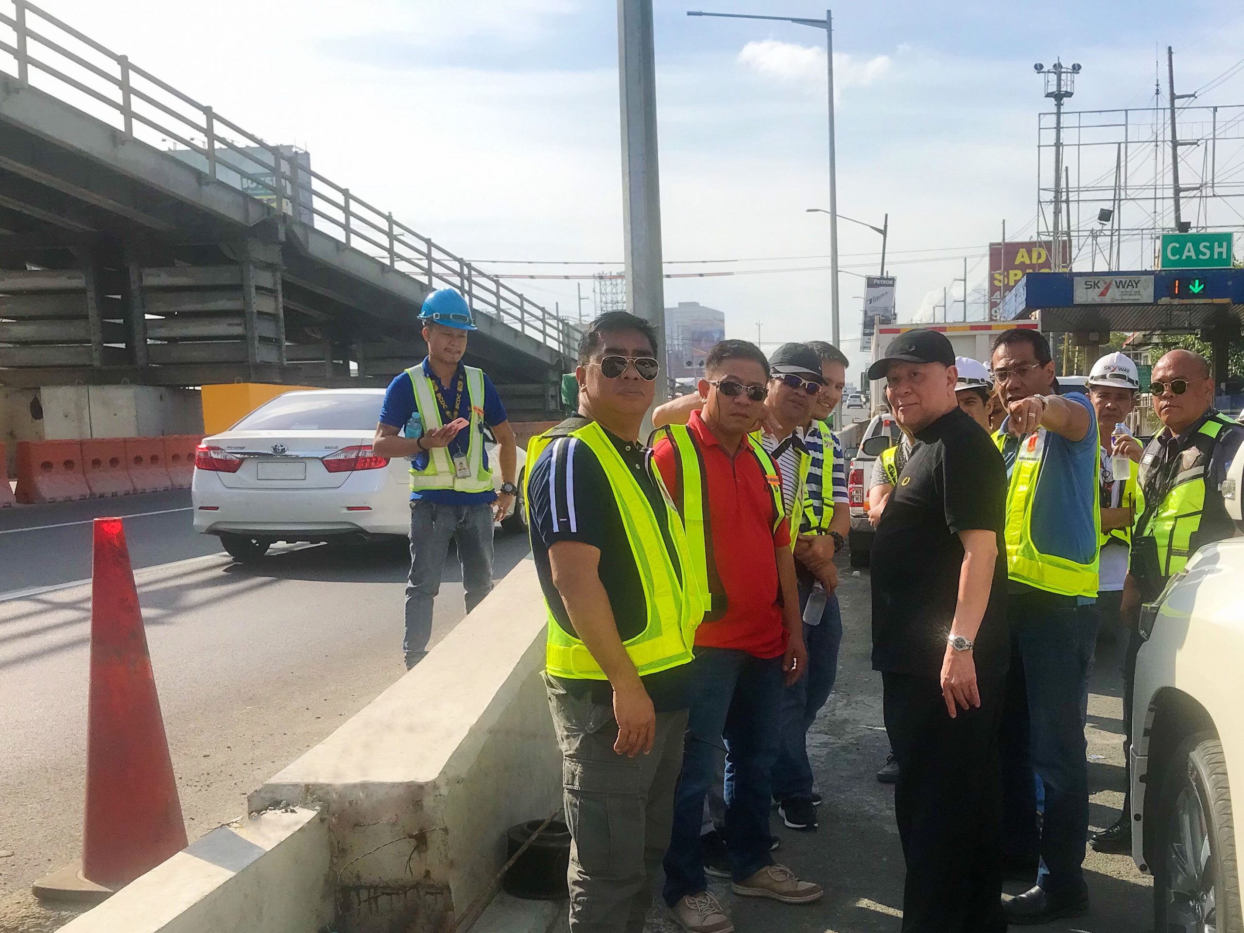 Opening of SLEX's 3rd lane, new Skyway ramp in Dec. 1 to ease up traffic