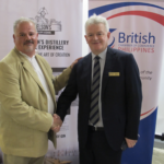 UK's Nelson's Distillery and School goes to PH