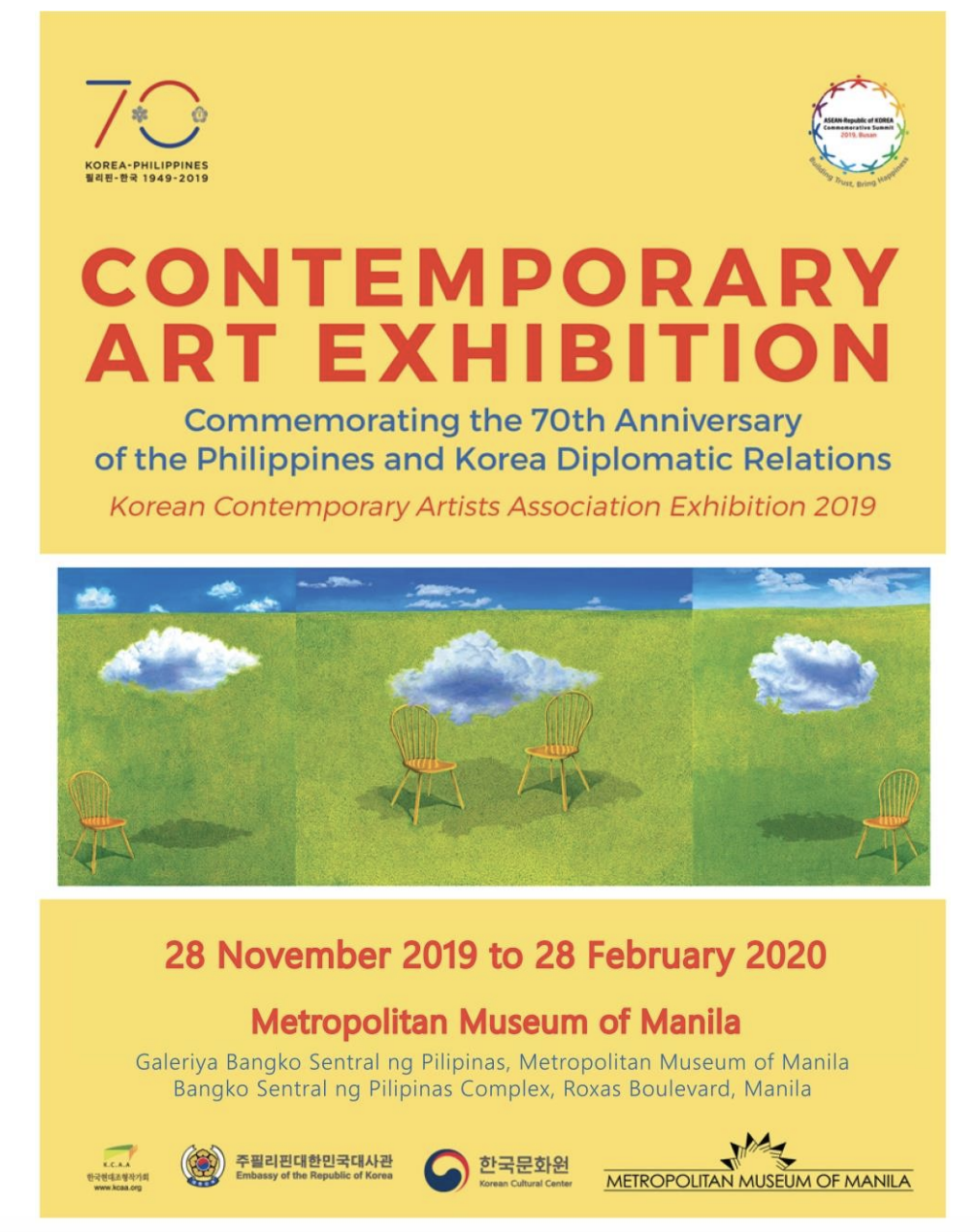 Korean contemporary artists to hold their first Philippine exhibit