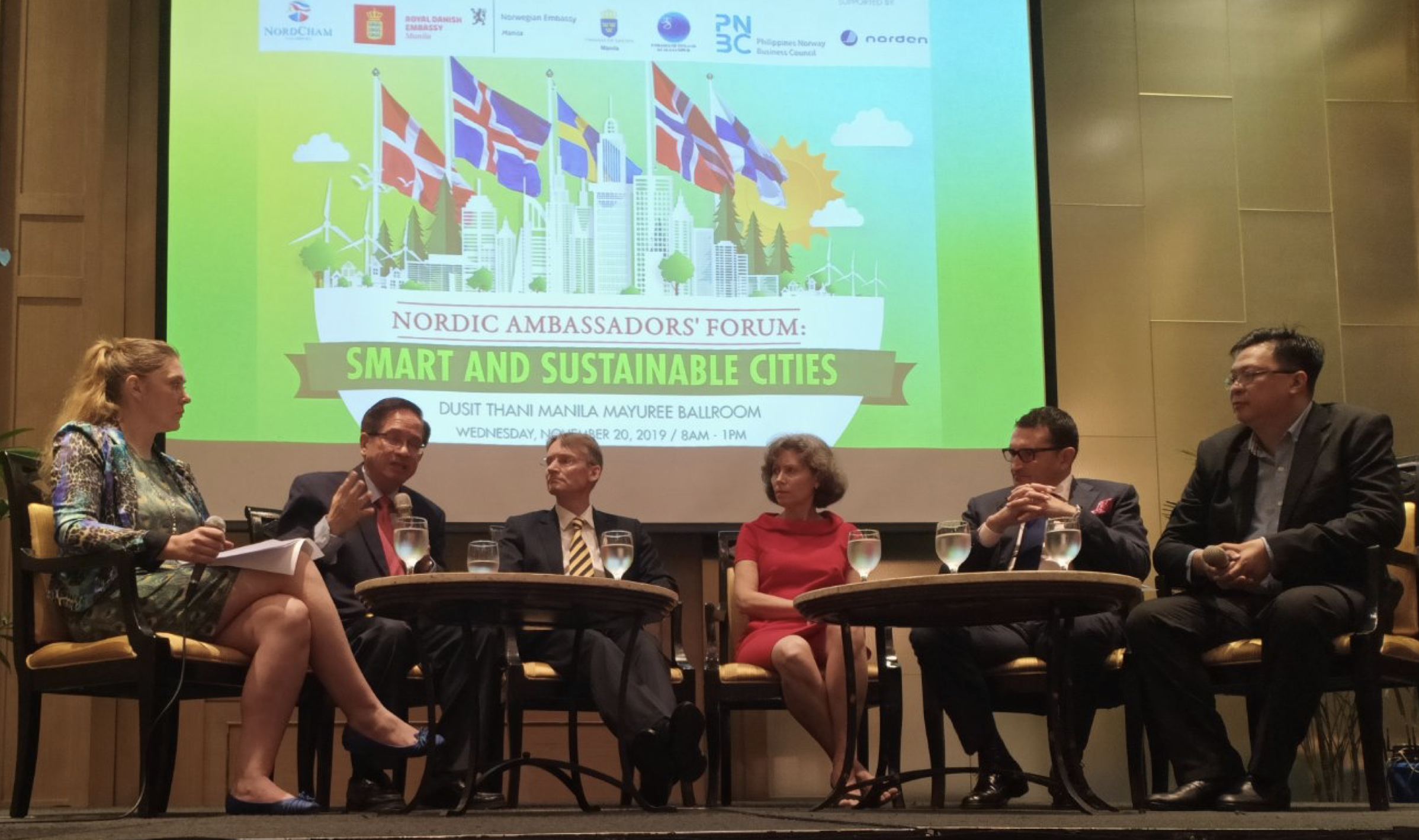 Nordic Ambassadors: PH can achieve smart and sustainable cities
