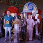 Shangri-La Plaza bedazzles guests as 58-foot Santa's workshop-inspired Christmas tree lit up