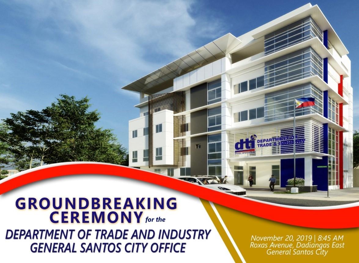 GenSan to open 40M DTI Field Office